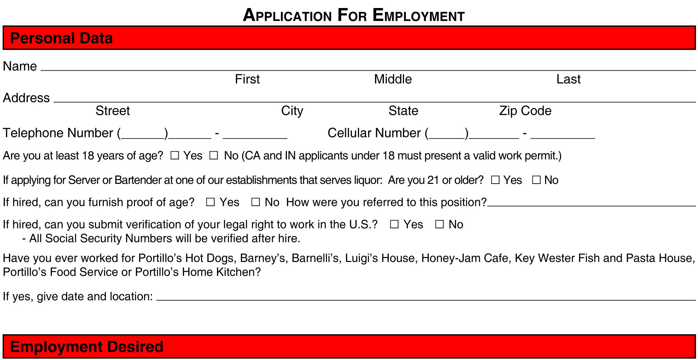 picture about Panda Express Application Form Printable identified as 100+ Costco Activity Systems Print Out yasminroohi
