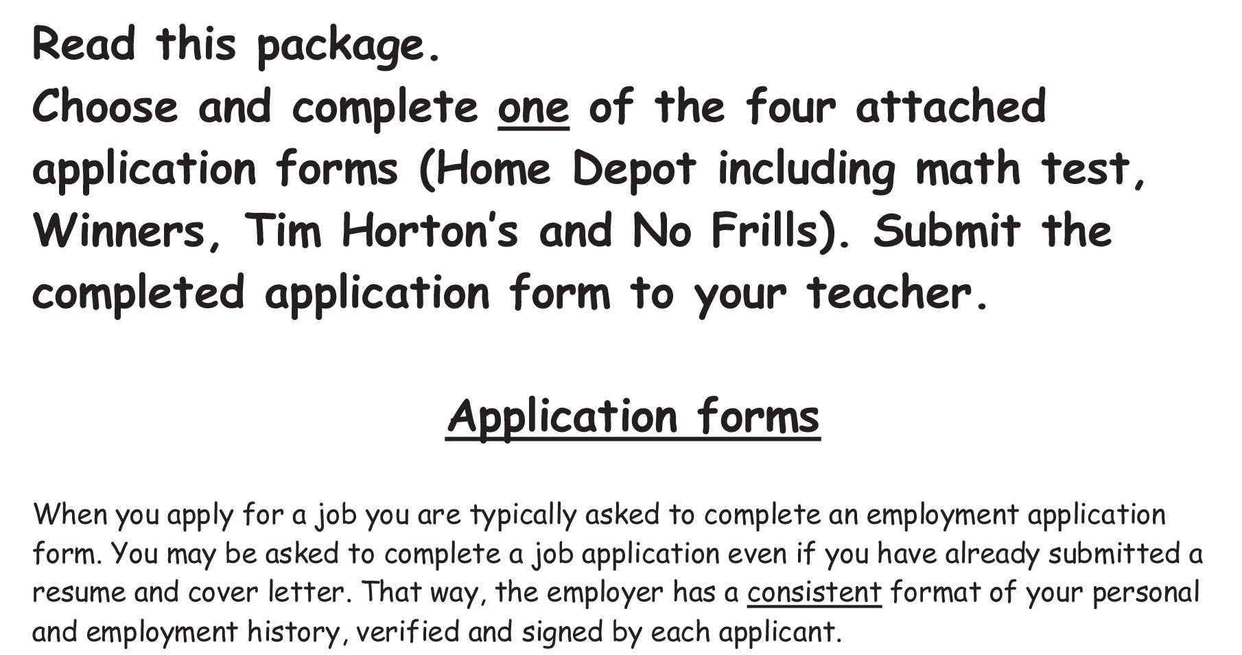 Home depot job application printable job employment forms home depot job application falaconquin