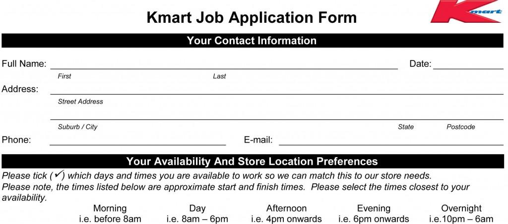 Super Kmart Job Application Online Online Application